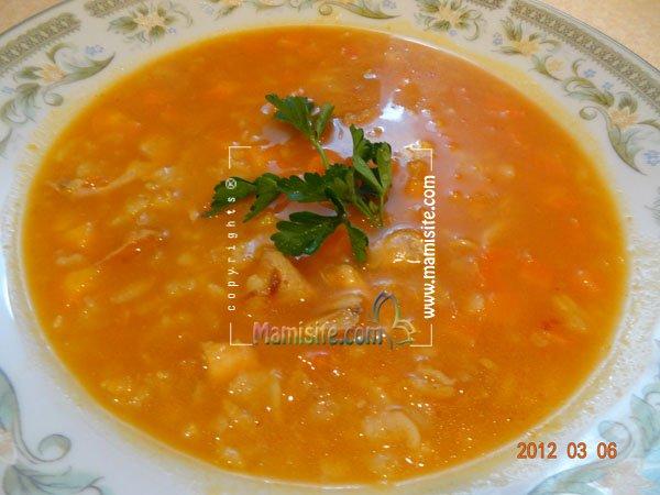 انواع سوپ جو( سوپ شیر|سوپ خامه و..) - صفحه 31
