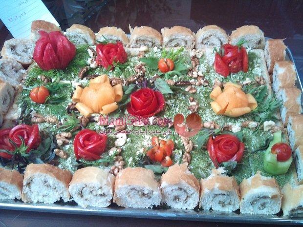 مسابقه آشپزی تیر 92 | نان و پنیر سفره افطار