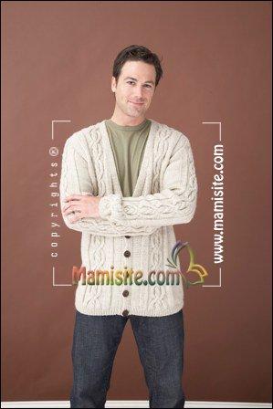 مدل بافتنی مردانه بدون استین مدل بافتنی مردانه ( عکس بدون آموزش ) - صفحه 7