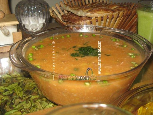 انواع سوپ جو( سوپ شیر|سوپ خامه و..) - صفحه 3