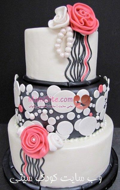 عکس کیک حاملگی