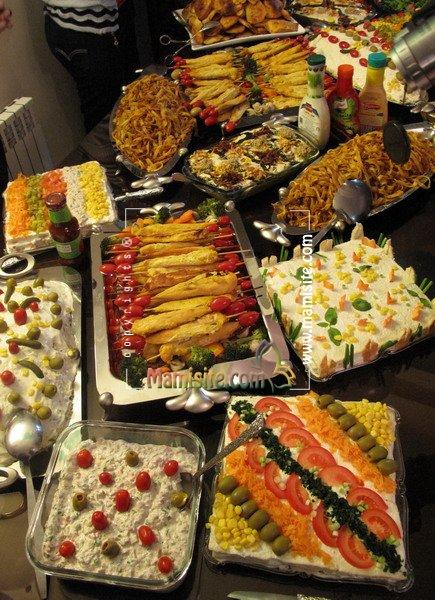 عکس غذای عصرانه