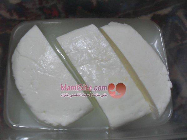طرز تهیه پنیر خانگی - صفحه 3