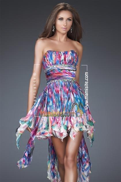 Красивые выпускные платья. Лучшие картинки со всего интернета