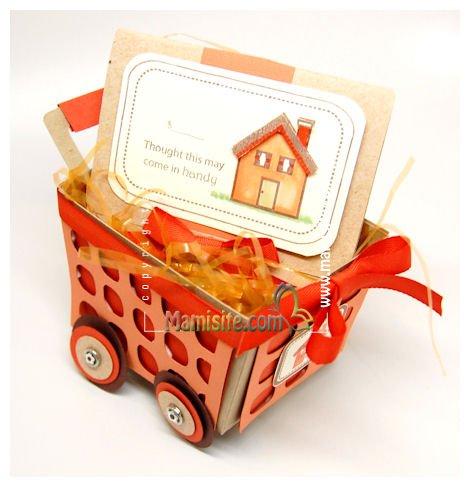 الگو کشیده شده جعبه مکعب تزئین و ساخت پاکت پول/ کارت هدیه /سکه (ایده و آموزش) - صفحه 2