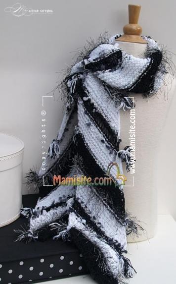 غزل روسری
