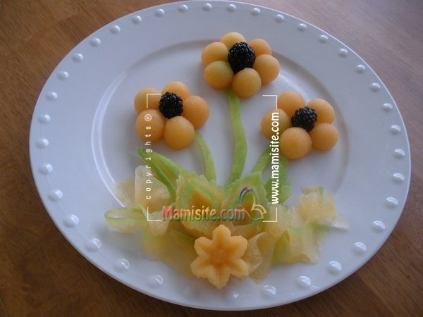 13 for Decoration salade de fruits