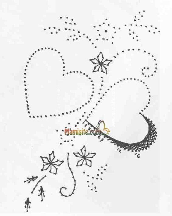 image 7277 4D52ABDA آموزش کارت گلدوزی شده روز عشق
