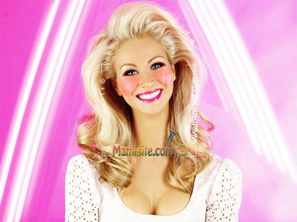 Фотосессия в стиле куклы Барби или BarbieStyle. Вы помните, чем она