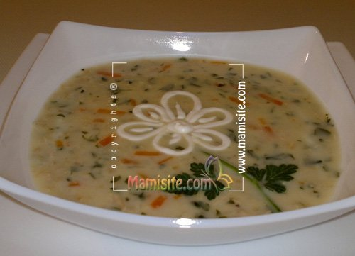انواع سوپ جو( سوپ شیر|سوپ خامه و..) - صفحه 12