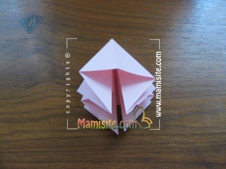 آموزش جعبه کاسه ستاره ای
