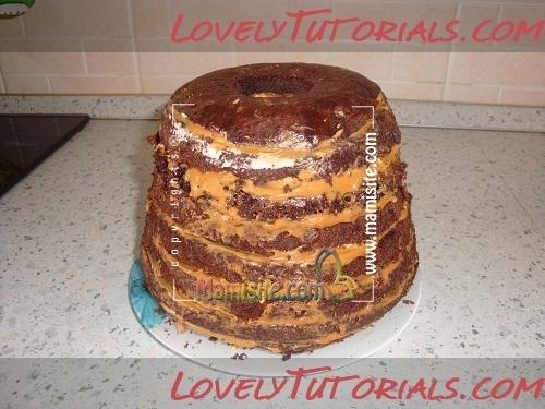 Предлагаем рецепт торта с куклой из мастики. .  Этот торт оценят из мастики, фото 1. Для заварного крема с белым...