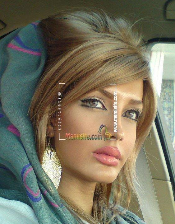 عکس رنگ موی طلایی دودی