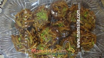 تنقلات سوهان سوهان عسلی سنتی و آشپزی برای صنم بانو کوکوسیب