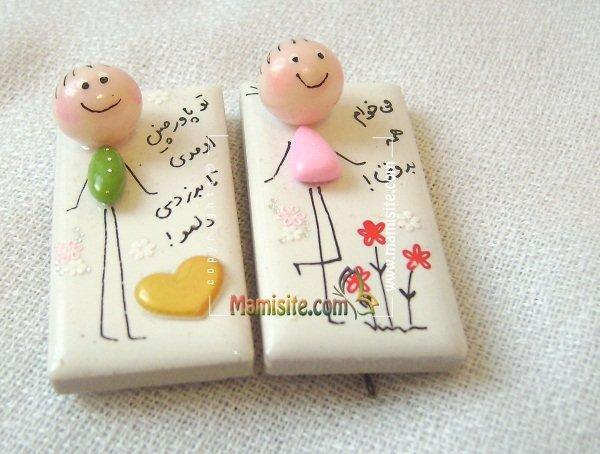 اموزش انواع خمیر گل چینی نقاشی و طرز تهیه ی خمیر نمكی و طریقه ی
