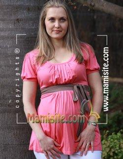 مدل لباس شیك تابستانه بارادری حاملگی 2013