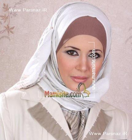 روسری تاج محل
